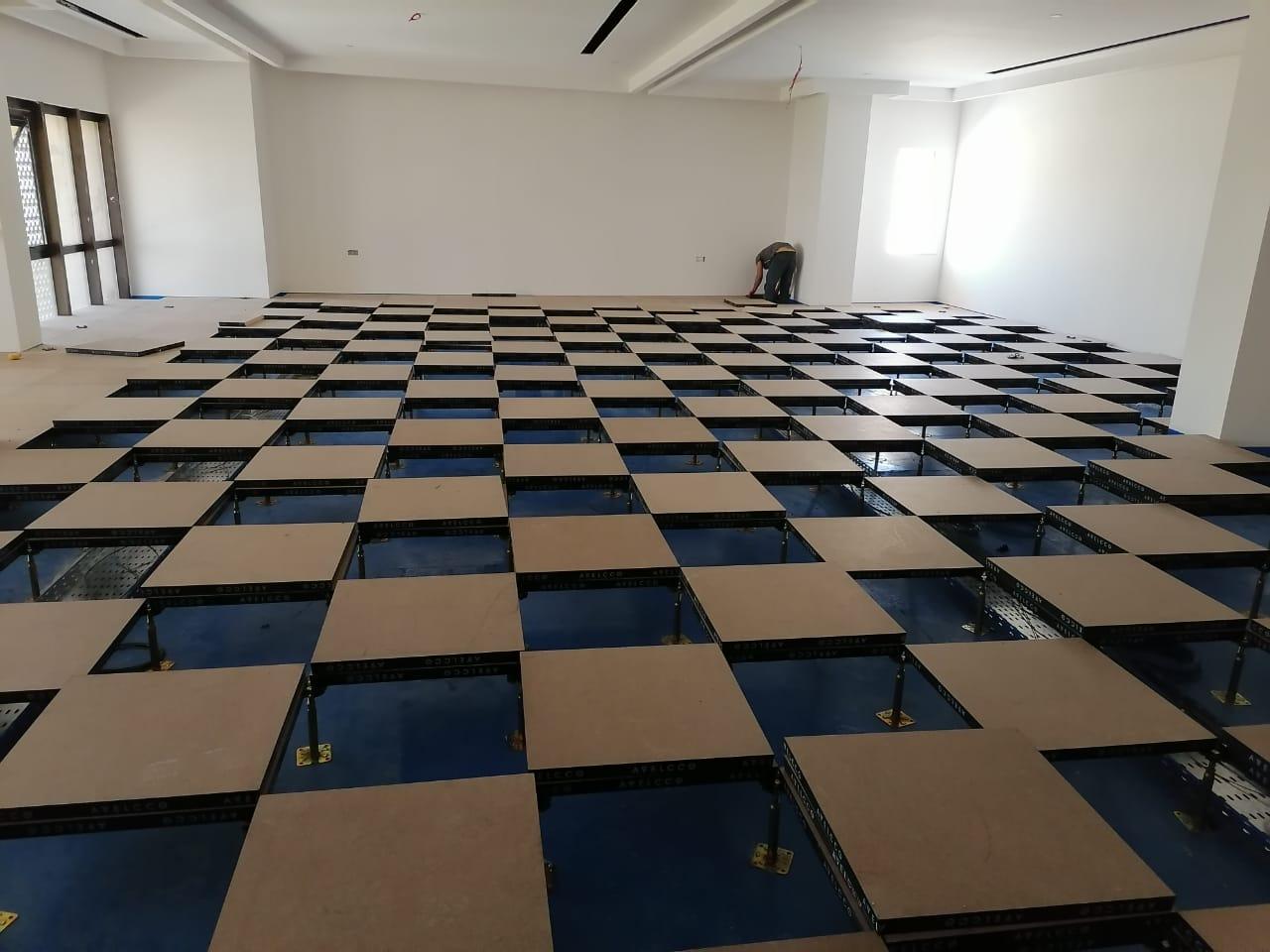 Raised Floor Factory Saudi Arabia